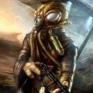 Zuckuss Bounty Hunter Star Wars Art 32x24 Print Poster
