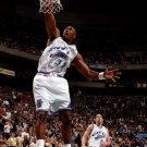 Karl Malone Dunk Utah Jazz NBA 32x24 Print Poster
