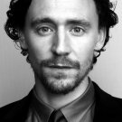 Tom Hiddleston BW Portrait Movie Actor 32x24 Print Poster