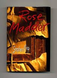 Stephen King Rose Madder Hard Cover