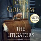 John Grisham The Litigators on CD - FREE Shipping