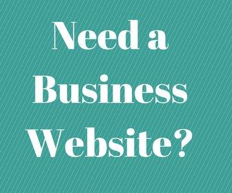 Basic Business Website