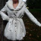 BCBGeneration White Women's Medium Coat