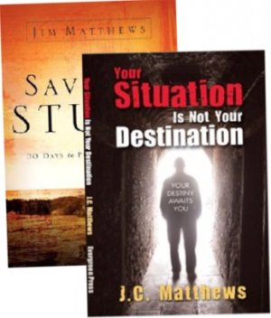 Your Situation is Not Your Destination & Saved but Stuck Special