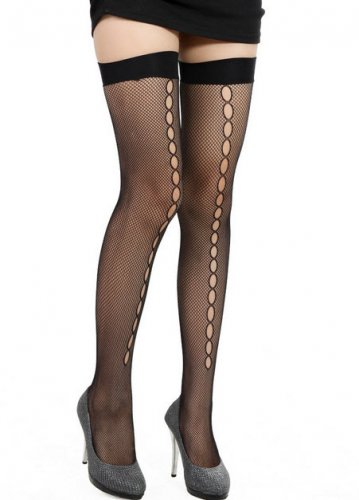 Free Ship-Fish NetThigh-Highs Stockings Tights Pantyhose Legging