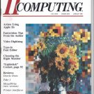 II Computing Magazine, June / July 1986, for Apple II II+ IIe IIc IIgs