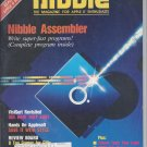 Nibble Magazine, November 1989, for Apple II II+ IIe IIc IIgs