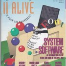 II Alive Magazine, January / February 1994, for Apple II II+ IIe IIc IIgs