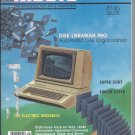 Nibble Magazine, May 1986, for Apple II II+ IIe IIc IIgs