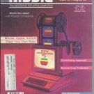 Nibble Magazine, April 1986, Marked, for Apple II II+ IIe IIc IIgs