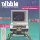 Nibble Magazine, January 1986, Marked, for Apple II II+ IIe IIc IIgs