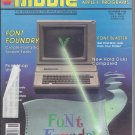 Nibble Magazine, November 1986, Marked, for Apple II II+ IIe IIc IIgs