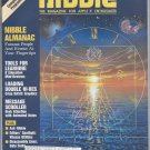Nibble Magazine, October 1990, for Apple II II+ IIe IIc IIgs