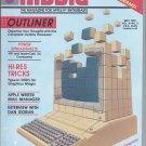 Nibble Magazine, May 1987, Marked, for Apple II II+ IIe IIc IIgs