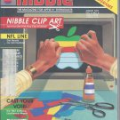 Nibble Magazine, August 1987, for Apple II II+ IIe IIc IIgs