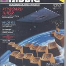 Nibble Magazine, October 1987, for Apple II II+ IIe IIc IIgs