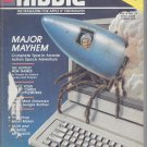 Nibble Magazine, November 1987, Cover Damaged, for Apple II II+ IIe IIc IIgs