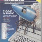 Nibble Magazine, November 1987, for Apple II II+ IIe IIc IIgs