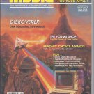 Nibble Magazine, August 1986, for Apple II II+ IIe IIc IIgs
