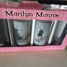 MARILYN MONROE HI BALL GLASS NIB SET OF 4.....NEW IN BOX