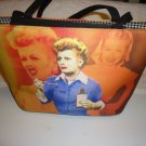 I LOVE LUCY  BRIGHT/MULTI-COLOR TOTE-STYLE HANDBAG/SHOULDER HANDBAG..GREAT FIND!