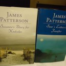 SUZANNE'S DIARY(2001) & SAMS LETTERS((2004)  BY JAMES PATTERSON ... ...HARDCOVER