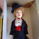 LUCILLE BALL DOLL BY ESTANBEE....MADE IN 1985,,,BEAUTIFUL CONDITION