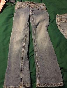 Jordache Bootcut Girls Size 8 Jeans