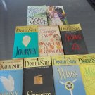7 DANIELLE STEEL & 3 NORA ROBERTS PAPERBACK BOOKS......