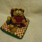 "DANBURY MINT ""THE GOURMET"" GARFIELD BY JIM DAVIS...GREAT GIFT"