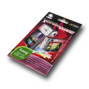Capdase Screen Guard Protector for Sony Cybershot DSC H7 (*Free Registered Airmail Shipment today)