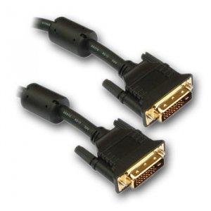 1.8m Dual DVI-D male to DVI-D male Cable (#CBI0)