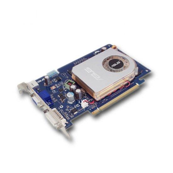 ASUS EN8500GT/HTD/256M/A NVIDIA GeForce 8500GT 256MB DDR2 (#DS04)