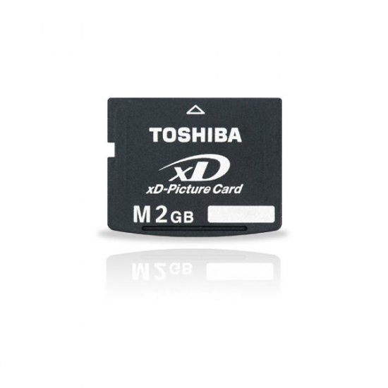 Toshiba 2GB xD Memory Card (#XD01)
