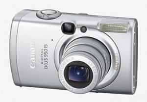 Canon PowerShot IXUS 950 IS Digital Camera