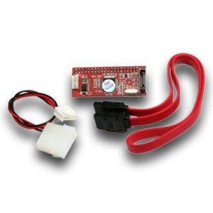 IDE 100/133 HDD/CD/DVD TO SATA Converter Adapter (#HC20)
