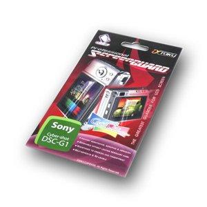 Capdase Screen Guard Protector for Sony Cybershot DSC-G1 (#SP21)