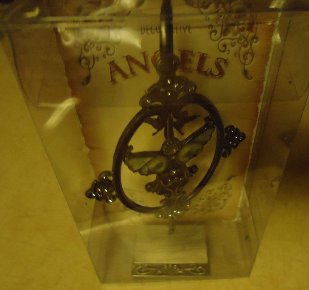 DECORATIVE ANGEL WITH STAND....NEW
