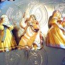 BEAUTIFUL & DECORATIVE BIRTHDAY ANGELS....JULY, JANUARY & NOV...DETAILED...RESIN