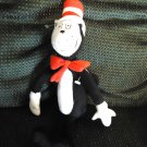 2003 DR. SEUSS CAT IN THE HAT OFFICIAL MOVIE MERCHANDISE PLUSH STUFFED ANIMAL
