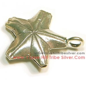 5 Star Charms By I Love Hill Tribe Silver
