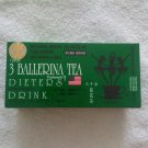 3 Ballerina Tea Dieters' Drink (Extra Strength) - 36 Boxes (684 Tea Bags)