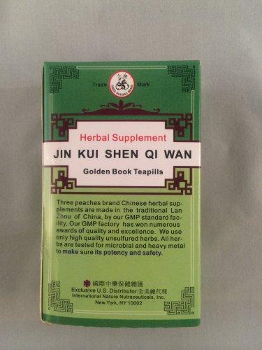three peaches brand jin kui shen qi wan 200 pills