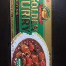 S&B Golden Curry Sauce Mix, Medium Hot, 8.4-Ounce 1 Packs