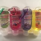 Instant Hand Sanitizer With Clip (24 packs)