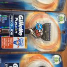 one Packs Gillette Proglide fusion Manual Razor handle Cartridge Flexball New