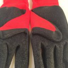 20 Pairs All Purpose Wear-resistant Slip-resistant Protection Work Nylon Gloves RED NEW