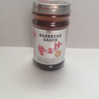 Bull Head brand Barbecue Sauce 4.5oz (127g) 4 Pack