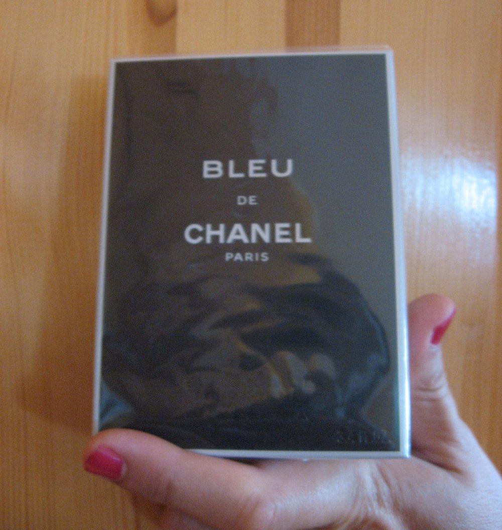 chanel bleu de chanel 3 4 oz 100 ml eau de toilette