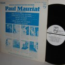 60's PROMO ONLY Paul Mauriat / Mystic Moods Demo LP - Philips PHSD-6
